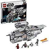 LEGO 75292 Star Wars Le Razor Crest - Jouet Spatial avec la Figurine de l'enfant