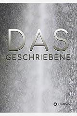 DAS GESCHRIEBENE - Waterfall: Notizbuch DIN A5 liniert/unbedruckt/Motiv Waterfall Gebundene Ausgabe