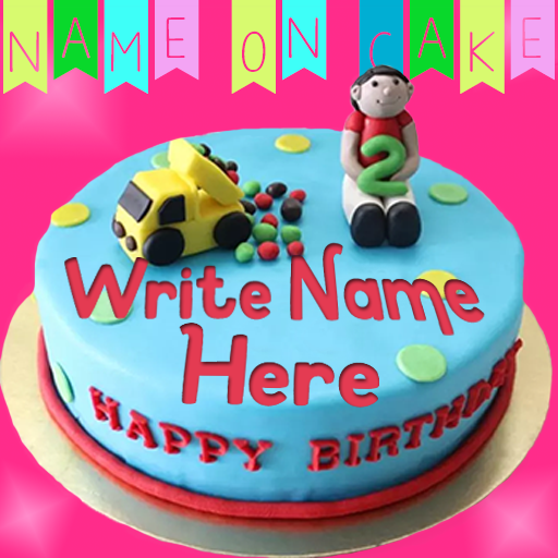 Name On Birthday Cake Offline Amazonde Apps Fur Android