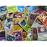 75 Random Pokemon Cards with Rares & Shiny Cards Included