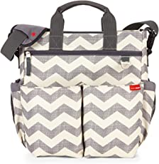 Skip Hop Duo Signature Diaper Bag (Gray)