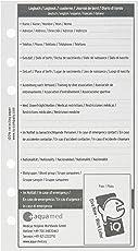 IQ - Logbook Logbucheinlagen