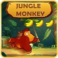 Jungle Monkey Banana Run