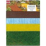 Busch 7175 fält, jordbruk, sjö