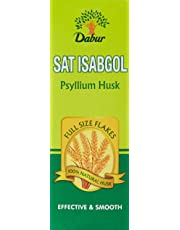 Dabur Sat Isabgol - Effective Relief from Constipation - 200 g