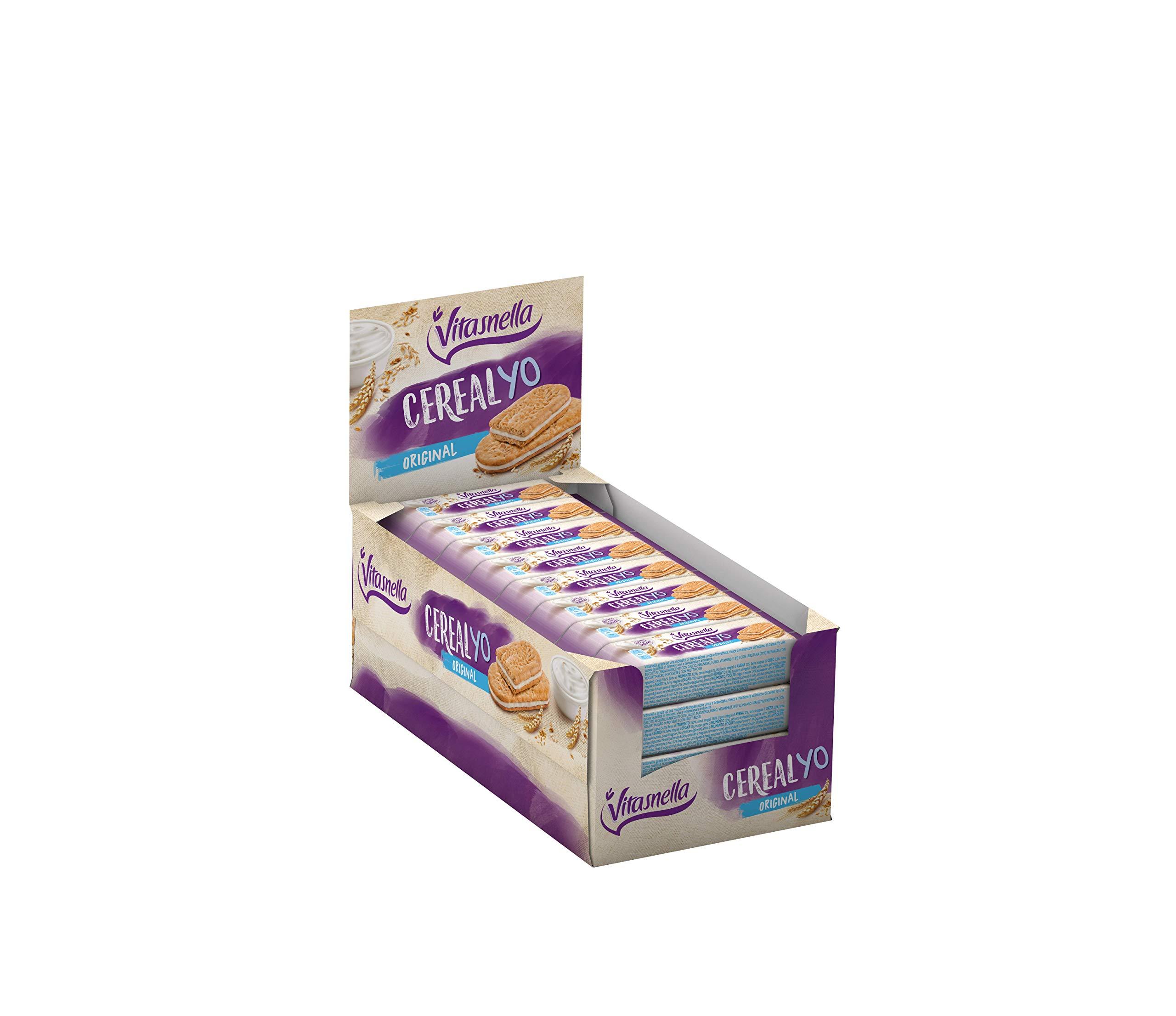 Vitasnella Cereal Yo Showbox - Confezione da 18 pezzi 1 spesavip