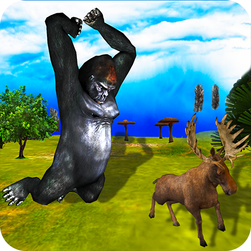 simulateur-de-gorille-sauvage-ultimate-3d-deadly-angry-beast-jungle-attack
