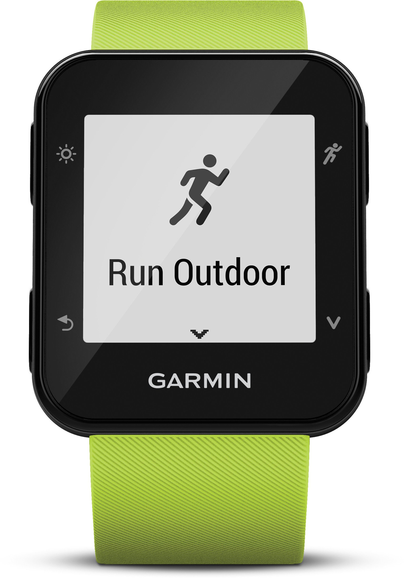 81U7 9D183L - Garmin Forerunner 35 GPS Running Watch with Wrist-Based Heart Rate and Workouts,010-01689-12