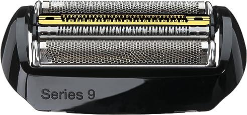 Braun Elektrorasierer Ersatzscherteil 92B, kompatibel mit Series 9 Rasierern, schwarz