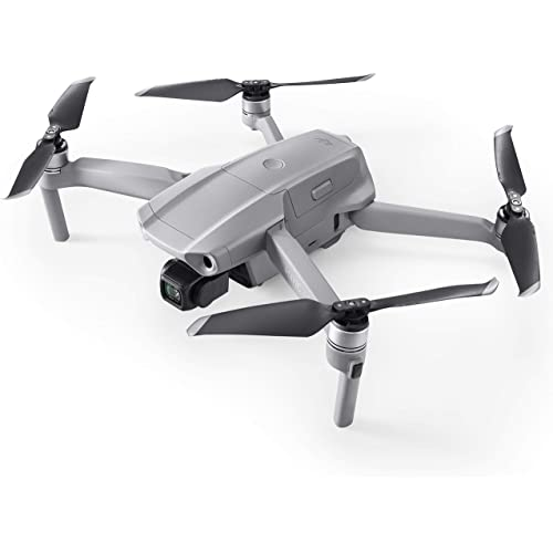 """DJI Mavic Air 2 Drone Quadcopter UAV con Telecamera 48MP 4K, Video 1/2"""", Sensore CMOS, Stabilizzatore 3 Assi, 34 min di Volo ActiveTrack 3.0, Grigio"""