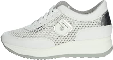 Agile by rucoline Sneakers bassa Donna Bianco