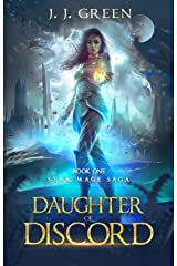 Daughter of Discord - A Dark Space Fantasy (Star Mage Saga Book 1) Kindle Edition