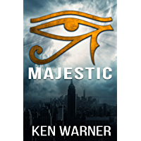Majestic (The Kwan Thrillers Book 4)