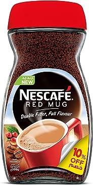 Nescafe Red Mug Instant Coffee, 200g – Promo Pack