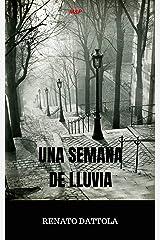 Una semana de lluvia (Inspector Farfán nº 1) (Spanish Edition) Formato Kindle