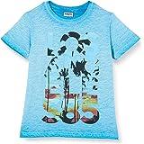 MEK T-Shirt Jersey Slub Cold Dye Camiseta de Tirantes para Niños