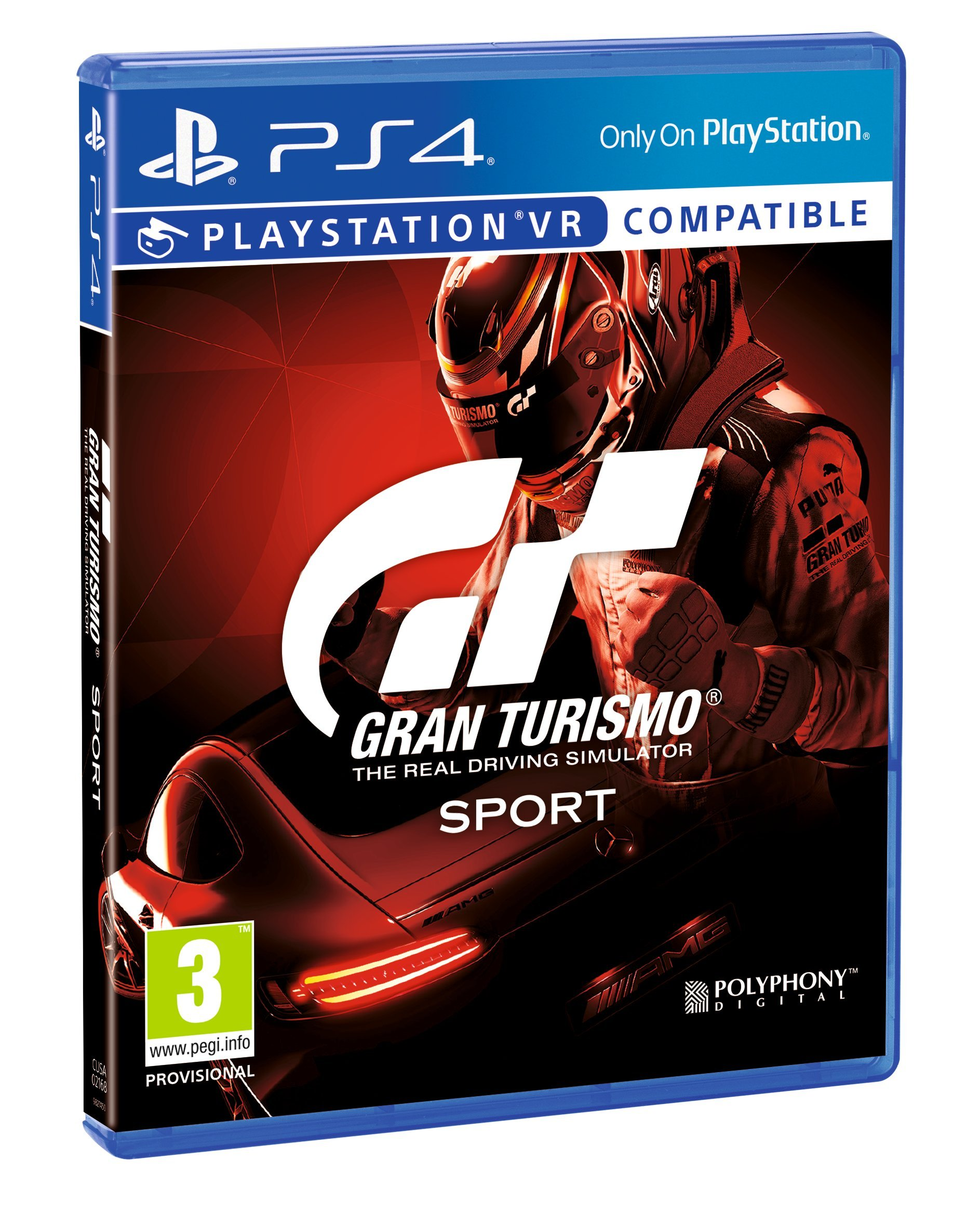 Gran Turismo Sport – PlayStation 4