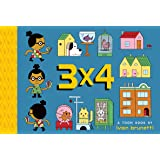 3x4: Toon Level 1 (TOON Books)