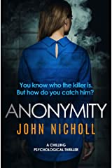 Anonymity: a chilling psychological thriller (DI Gravel Book 4) Kindle Edition