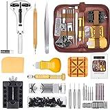 STARTOGOO Kit de Réparation de Montre, Kit de Remplacement de Batterie pour Montre 149 Pcs TF58