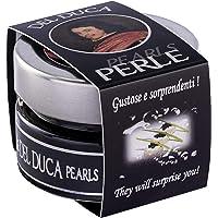 Perle gastronomiche all'Aceto Balsamico di Modena IGP del Duca - soffici sfere nere all'Aceto Balsamico di Modena IGP…