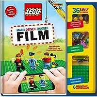 LEGO® Mach deinen eigenen Film: Das offizielle LEGO® Buch zur Stop-Motion-Technik: Mit Schritt-für-Schritt-Anleitungen…