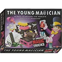 Skyhigh Ekta The Young Magician 101 Amazing Tricks Magic Show Activity Set for Kids