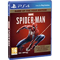 Marvel's Spider-Man Game Of The Year Edition…