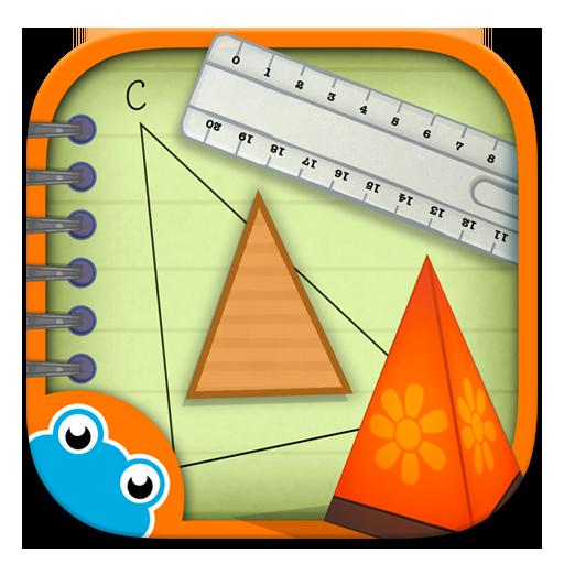 Mein Geometrieuniversum - Spiele für Kinder