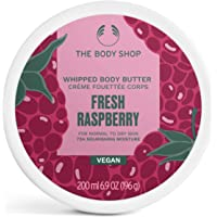 The Body Shop Fresh Raspberry Whipped Body Butter