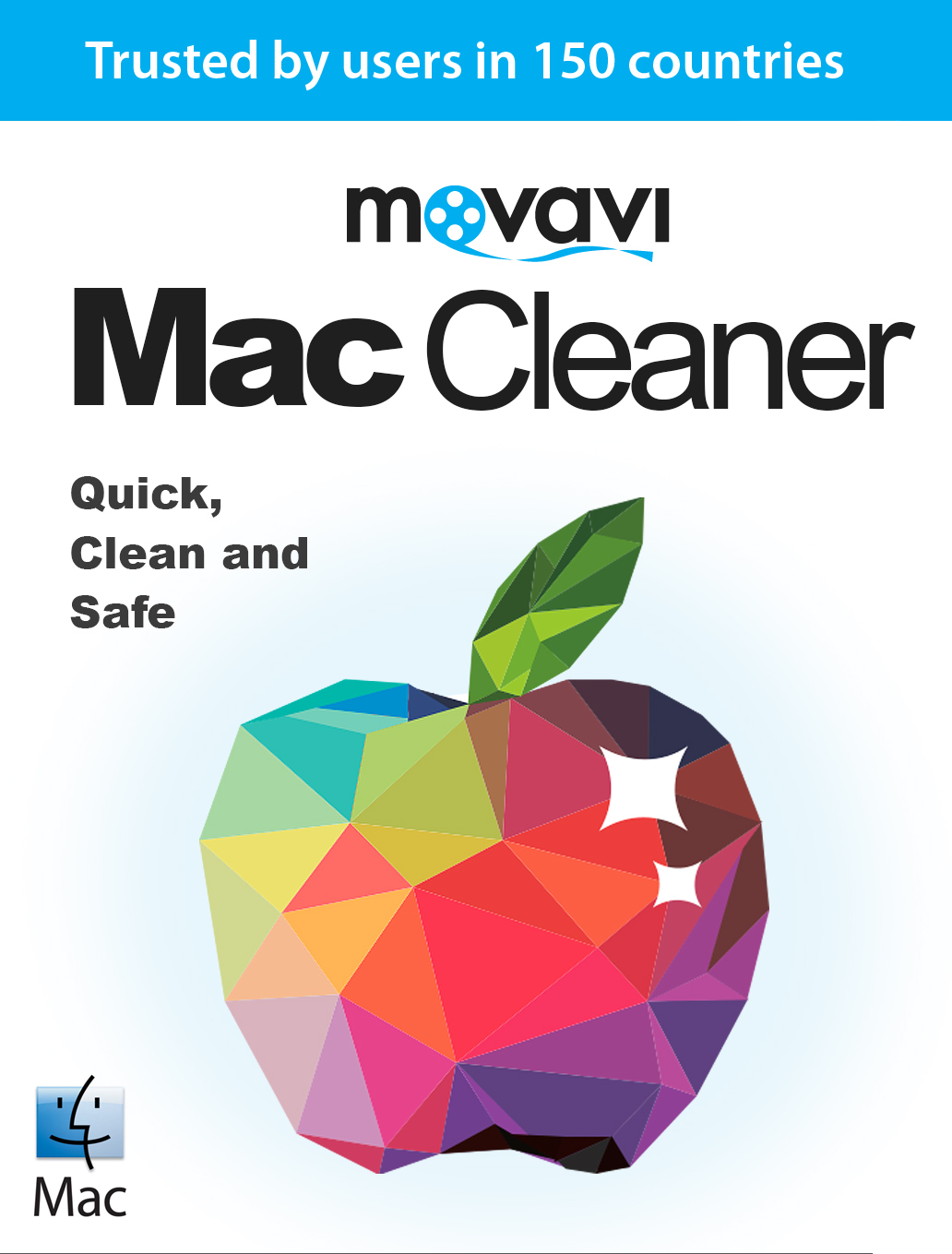 Movavi Mac Cleaner 2 Persönliche Lizenz [Download]