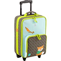 LÄSSIG Little Tree sac de voyage pour enfants, 46 cm, 18L, Fox
