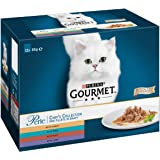 Purina Gourmet pärla chefs-kollektion, 85 g x 48