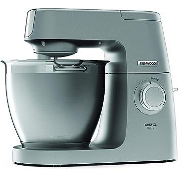 Kenwood KMP05 1500W 6.7L Argento, Grigio robot da cucina: Amazon.it ...