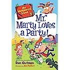My Weirder-est School #5: Mr. Marty Loves a Party! (English Edition)