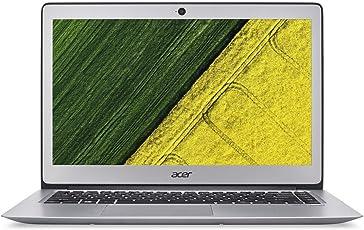 Acer Swift SF314-52 14-inch Laptop (Core i3-7100U/4GB/256GB SSD/Linux/Intel HD Graphics 620 Graphics), Silver