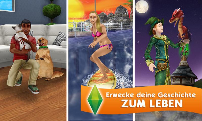 Sims Freeplay kann Dating-Sims aufbrechen