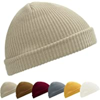 NEOLA Fisherman Beanie Hat Trawler Beanie Hat Baseball Cap Knitted Hat Hats for Gifts Unisex