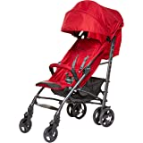 Chicco Lite Way 3 Basic with Bumper Bar,Red Berry
