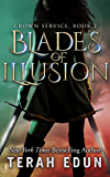 Blades of Illusion (Crown Service Book 2) (English Edition)