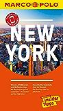 MARCO POLO Reiseführer New York: inklusive Insider-Tipps, Touren-App, Update-Service und NEU: Kartendownloads (MARCO POLO Reiseführer E-Book)