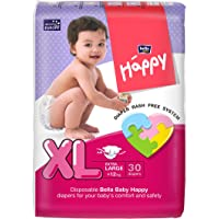 Bella Baby Happy Extra Large Diapers (30 Pieces)