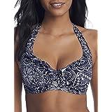 Pour Moi Hot Spots Halter Underwired, Bikini Donna