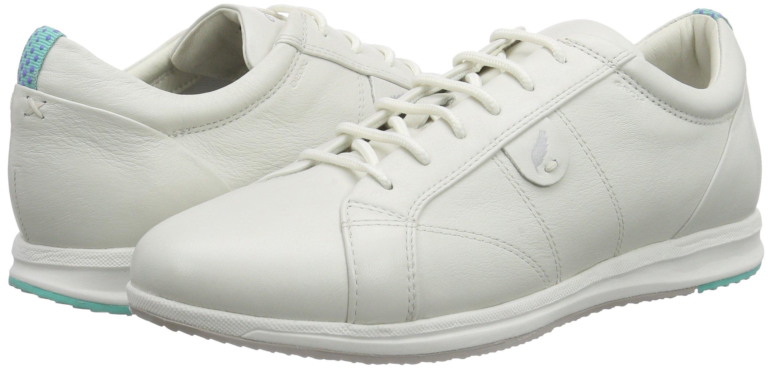 Geox Damen D Avery A Sneaker 5