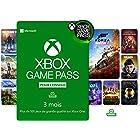 Abonnement Xbox Game Pass   3 Mois   Xbox - Code jeu à télécharger