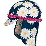 Playshoes UV-Schutz Mütze Margerite Sombrero para Niñas