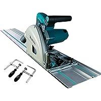 Makita SP6000JSP1 Scie plongeante 1300W 165mm + rail 1400mm + coffret Makpac