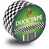Duck Tape 104214 weefselband, 48 mm x 9,1 m, zwart/wit