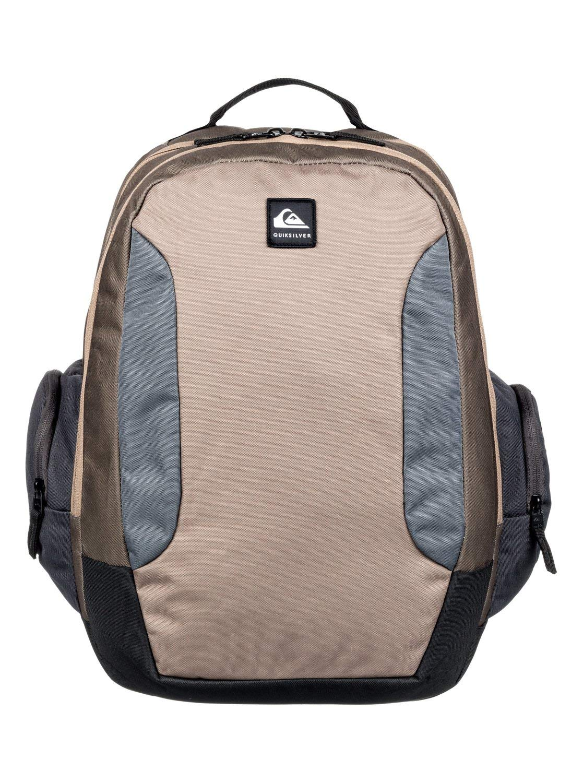 81ULdnMWDcL - Quiksilver Schoolie 30l - Mochila Grande Para Hombre Backpack Hombre