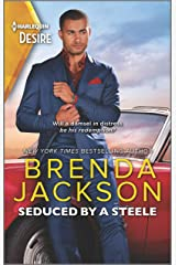 Seduced by a Steele (Forged of Steele) Mass Market Paperback